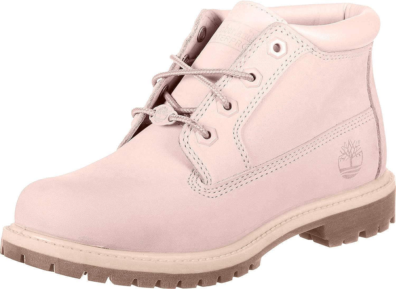 Timberland Nellie Chukka W Boots Pink