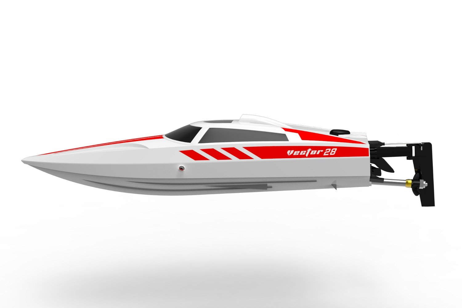 POCO DIVO 2 4Ghz Deep-V Pool Racing Boat RC Vector-28 High Speed