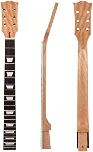 Electric Guitar Neck DIY For Gibson Les Paul LP Guitars Parts Replace 22 Frets (MI2670)