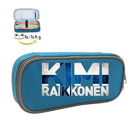 Amazon.com: Kimi Raikkonen - Estuche para bolígrafos con ...