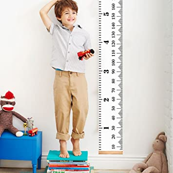 Growth Chart Rulerinnker Baby Child Height Growth Chart Wall