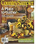 COUNTRY SAMPLER, SEPTEMBER,2013(DECORATING IDEAS & WHERE TO BUY COUNTRY ACCESSOR