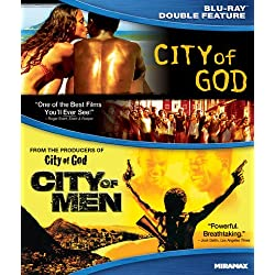 City Of God /City Of Men - Double Feature [Blu-ray]