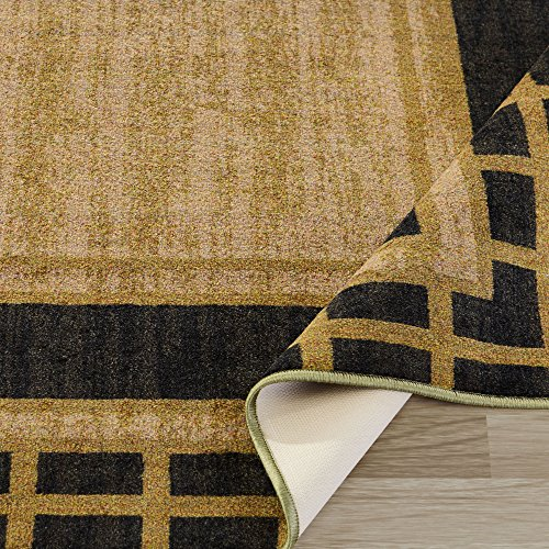 Contemporary Kitchen Rugs: USA Free Shipping Ottomanson Authentic Collection