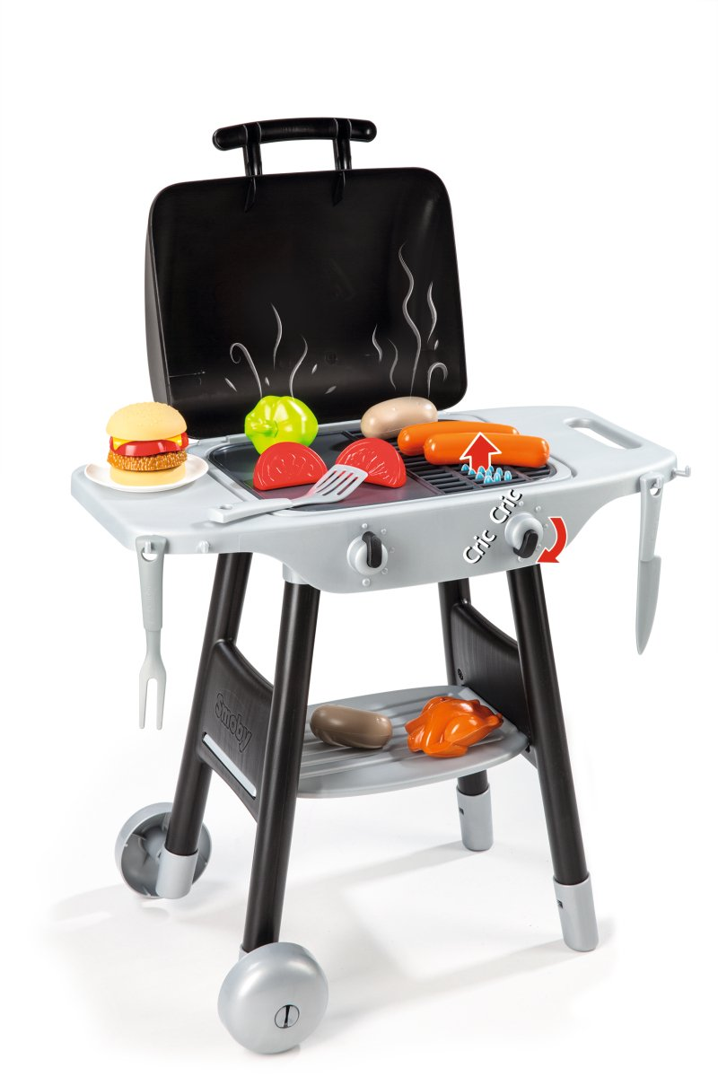 Spielzeug Grill Smoby Plancha Grill