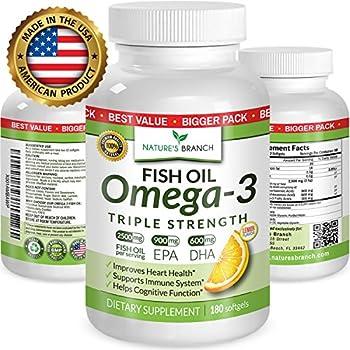 6x dha omega 3 fish oil supplement burpless for Non fish omega 3