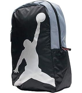 7b3307ddc Amazon.com: Nike AIR JORDAN Backpack Crossover Pack (Black): Sports ...