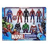 Marvel Avengers Action Figures - Iron Man, Hulk, Black Panther,...