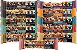KIND Nuts and Spices Bars, 1.4 oz (11 Bars)