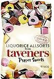 Taveners Liquorice Allsorts, 5.8 oz., Two bags