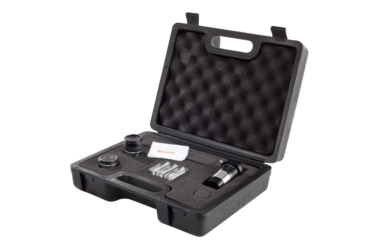 Celestron 94308 Observers Accessory Kit (Black) by Celestron