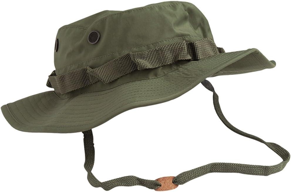 Cappello Militare Esercito USA Verde oliva Trilaminat M Verde Oliva