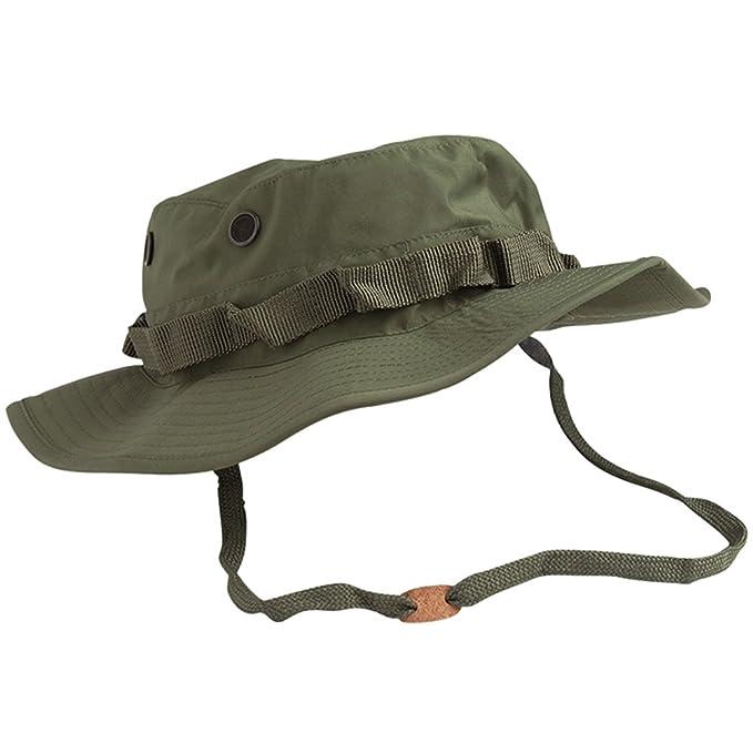 12 opinioni per Teesar US GI Trilaminate Boonie Hat Oliva