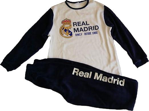 Real Madrid Pijama niño Terciopelo 1902