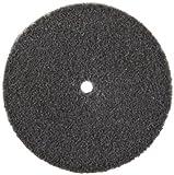 3M Scotch-Brite XL-UW Unitized Silicon Carbide Soft Deburring Wheel - Fine Grade - Arbor Attachment - 3 in Dia 1/4 in Center Hole - Thickness 3/4 in - 10000 Max RPM - 13718 [PRICE is per WHEEL]