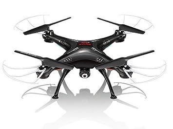 EDW SYMA X5SW / X5SW-1 de 2,4 GHz de 4 canales RC 50M Drone Quadcopter