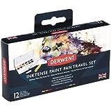 Derwent Inktense Paint 12 Pan Palette #1