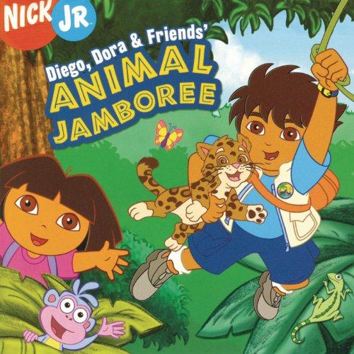 - Diego, Dora & Friends' Animal Jamboree