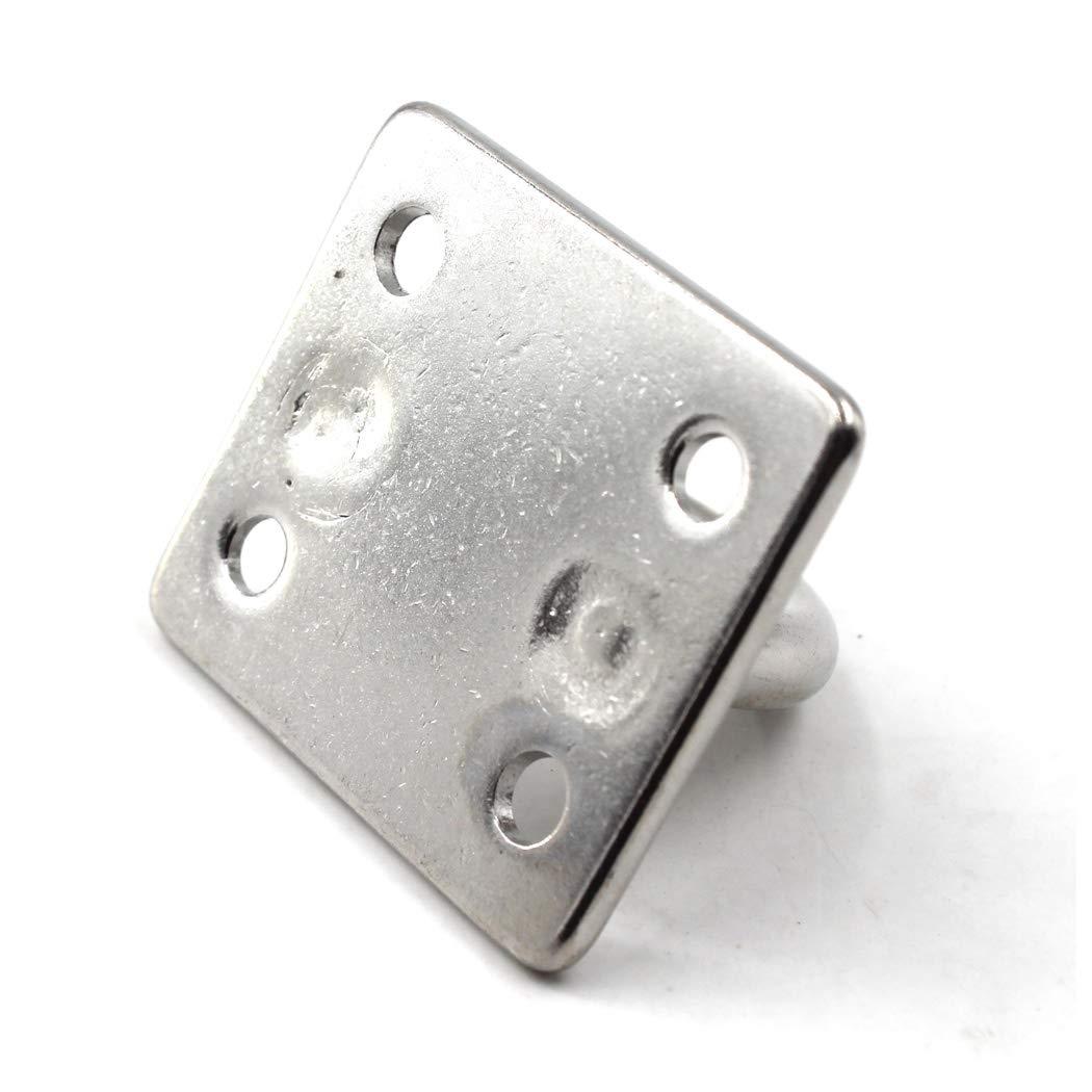 304 Stainless Steel Wing Bolt Set M6x12 Hand Twist Screw Butterfly Screw Sets 30PCS
