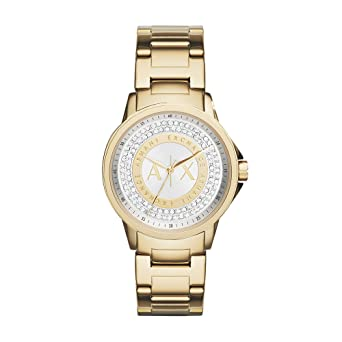 aa01cda85d26 Armani Exchange Damen-Uhren AX4321  Amazon.de  Uhren