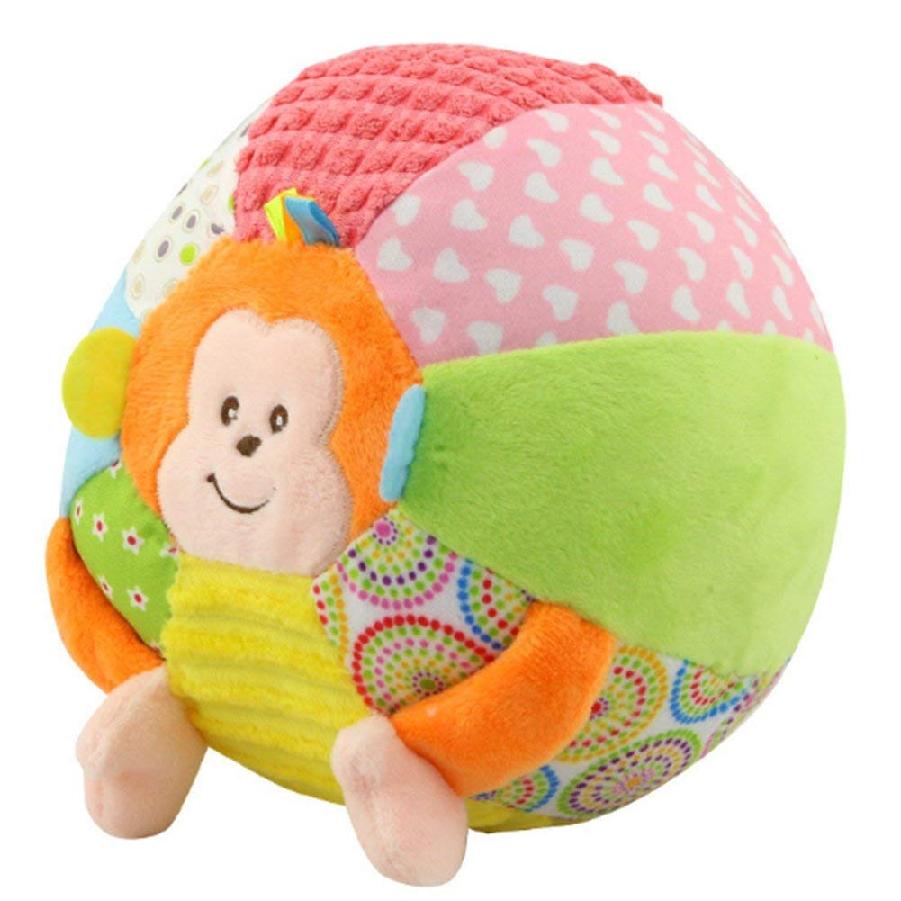 Peluche de peluche para peluche con forma de pelota de juguete ...