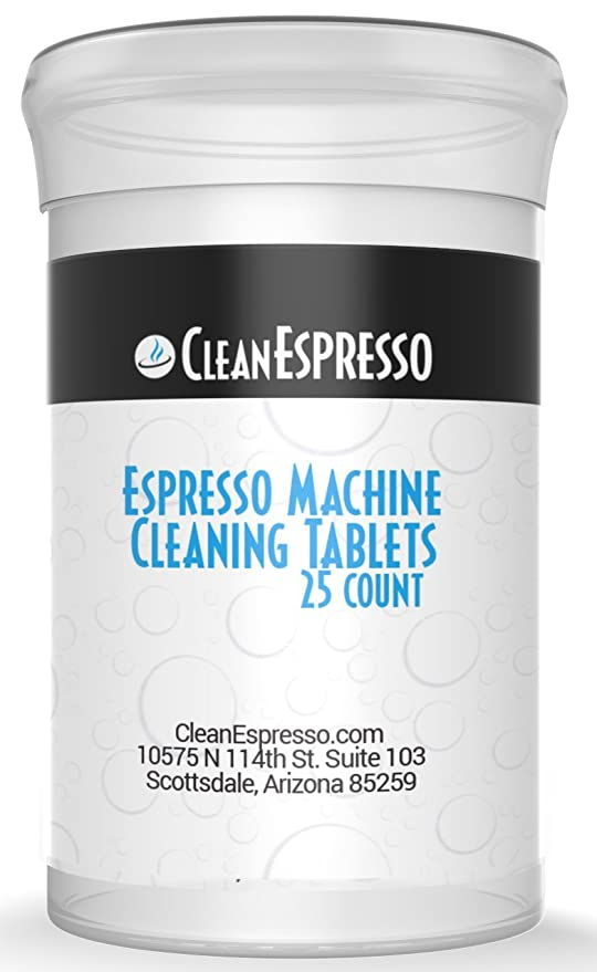 (25 unidades) Jura pastillas limpiadoras para cafeteras italianas – cleanespresso modelo ju-25