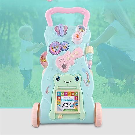 Lindhb Andador bebé Primeros Pasos Carro de Educación de la ...