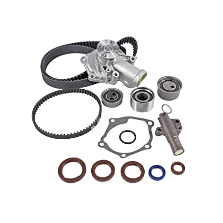 Amazon Com Dnj Tbk160wp Timing Belt Kit With Water Pump For 2003