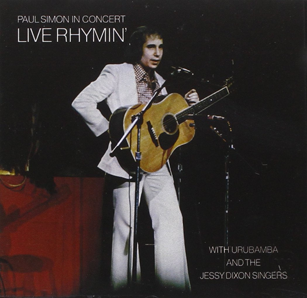 Paul Simon in Concert: Live Rhymin' by Warner Bros (Image #2)