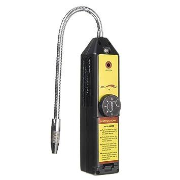 KKmoon Detector de fugas de hal骻eno refrigerante KKmoon para el hogar R134a R410a R22a