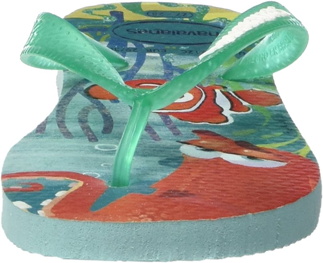 Havaianas Imprimee Tongs Gar/çon//Fille Nemo E Dory