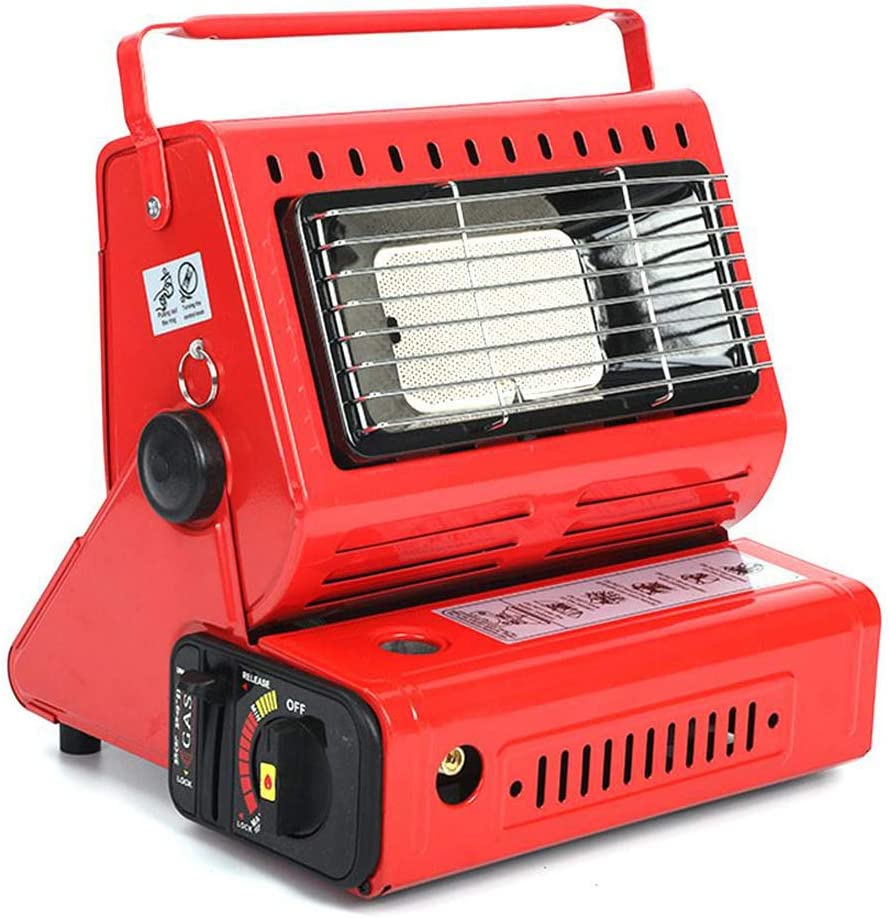 Dual Portable Outdoor Gases Heaters- Best Tent Heater For Winter