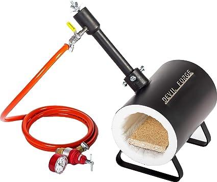 Forgia Per Fabbri A Gas Propano E Fornace Amazon It Fai Da Te