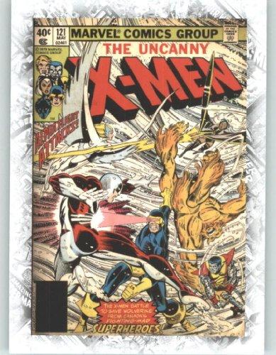 Marvel Beginnings Breakthrough Cover Issues #B31 Uncanny X-Men #121 (Non-Sport Comic Trading Cards)(Upper Deck - 2011 Series -