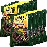 Japanese Tea Shop Yamaneen Vegetable Chips 75 Grams x 10packs