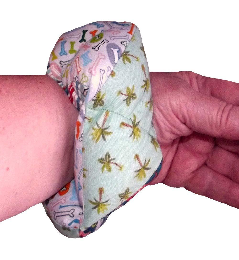 Fabric Fidget Toy For Autism//Dementia//Anxiety Dinosaur