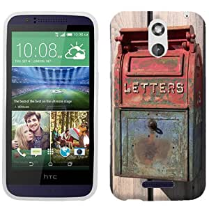 For HTC Desire 612 Mail Box Case Cover