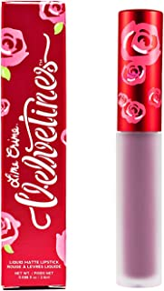 product image for Lime Crime Velvetines Liquid Matte Lipstick, Faded - Light Mauve - French Vanilla Scent -Long-Lasting Velvety Matte Lipstick - Won't Bleed or Transfer - Vegan