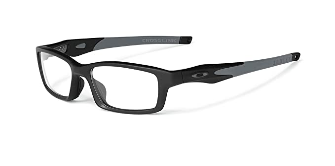 c9ceca1061e Oakley Brille CROSSLINK (OX8027 802705 53)  Amazon.co.uk  Clothing