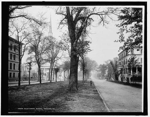 Photo: Oglethorpe Avenue,streets,religious - Avenue Site Full
