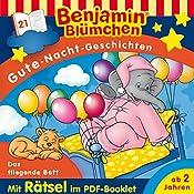 Das fliegende Bett (Benjamin Blümchen Gute-Nacht-Geschichten 21) | Vincent Andreas