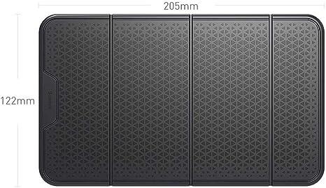 Kfz Handy Halterung Anti Rutsch Matte Faltbar Für Elektronik