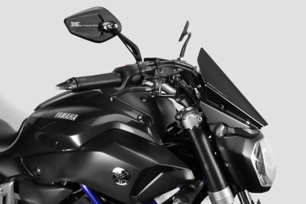 Artudatech parabrezza moto parabrezza parabrezza anteriore moto parabrezza per Yamaha FZ 07 MT 07 2018-2019