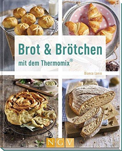 Brot & Brötchen mit dem Thermomix