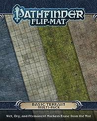 Pathfinder: Flip-mat - Basic (multipack)...