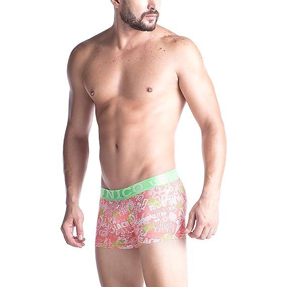 Mundo Unico Colombian Underwear for Men Microfiber Short Boxers Briefs Print at Amazon Mens Clothing store: