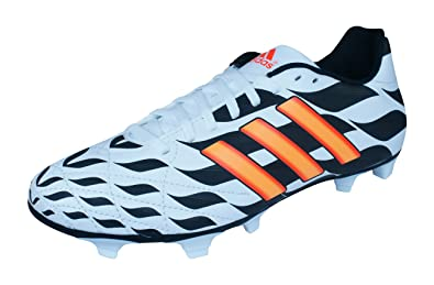 Foot 11 Fluo Adidas Questra Trx Wc Fg De Chaussures Blancorange 534AjRqcLS