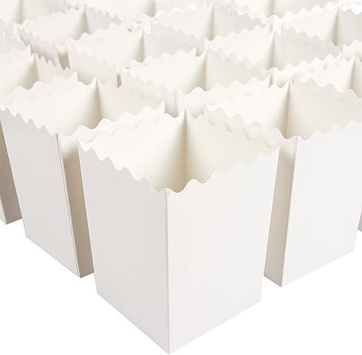 Cajas de palomitas de maíz (juego de 100) – Contenedores de ...