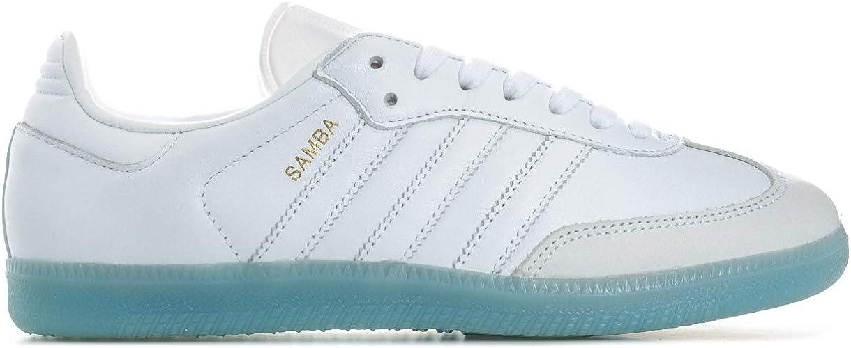 adidas Originals Baskets Samba Blanc Femme: Amazon.fr ...