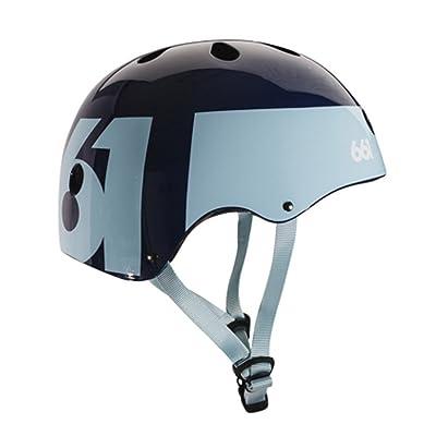 Six Six One Dirt Lid Helmet Blue, One Size : Sports & Outdoors